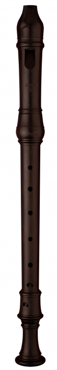 treble recorder Moeck 5337 Denner, 442 Hz, grenadilla