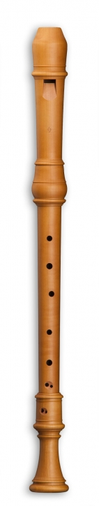 tenor recorder Mollenhauer 5406 Denner, pearwood