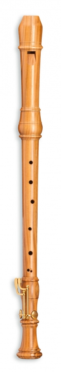 tenor recorder Mollenhauer 5431 Denner tenor, cherry wood<br><b>NEW !</b>