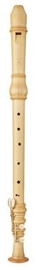 tenor recorder Moeck 5454 Hotteterre, 415 Hz, boxwood
