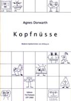 Dorwarth, Agnes - Kopfnüsse - 1 - 4 Blockflötenköpfe