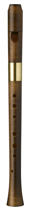 soprano recorder Moeck 8220 Consort, Ahorn stained