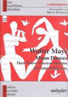 Mays, Walter - Moon Dances - Altblockflöte solo