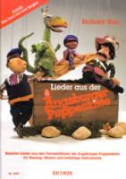 Voss, Richard - Lieder aus der Augsburger Puppenkiste - Sopranblockflöte und Gitarre ad. lib.