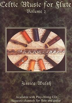 Celtic Music for Flute Vol. II - Soprano recorder & CD
