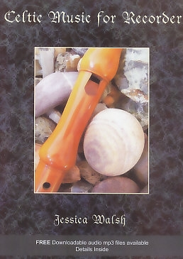 Celtic Music for Flute Vol. I - Soprano recorder & CD