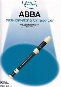 ABBA - Easy Playalong For Soprano recorder