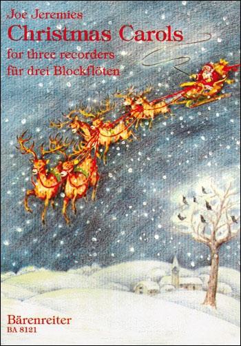 Christmas Carols - 2 Sopran- und 1 Altblockflöte