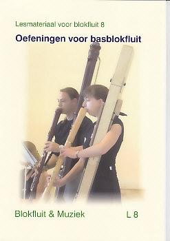 Oefeningen voor basblokfluit - method for bass recorder