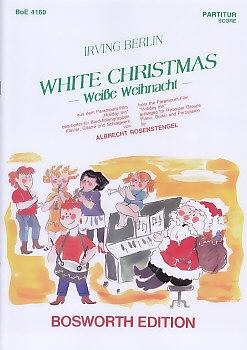 Berlin, Irving - White Christmas - 4-5 recorders<br><br><b>NEW !</b>