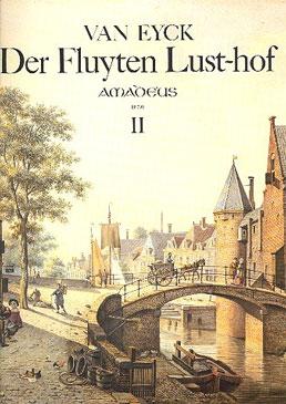 Eyck, Jacob van - Der Fluyten Lust-hof  Band 2 - Sopranblockflöte solo