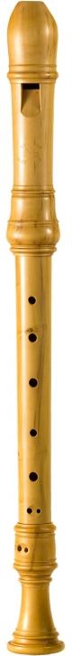 treble recorder Stephan Blezinger Steenbergen, 442 Hz, europ. boxwood
