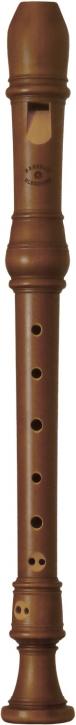 soprano recorder Stephan Blezinger Bressan by Blezinger, 442 Hz, boxwood