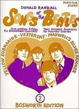 Beatles - Songs of the Beatles - Band 2 - SATB