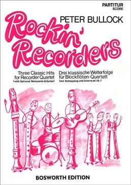 Bullock, Peter - Rockin' Recorders - SATB