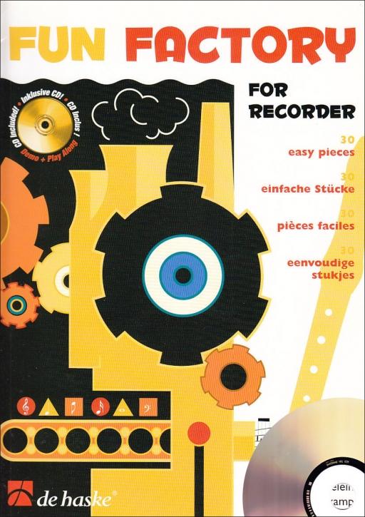Fun Factory - soprano recorder + CD