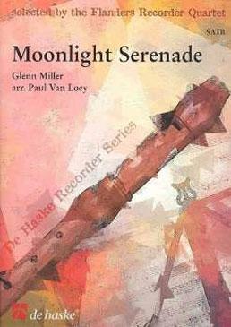 Miller, Glenn (arr. Paul Van Loey) - Moonlight Serenade - TBGbSb / SATB