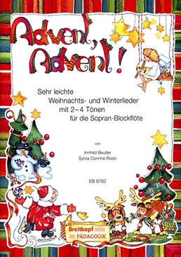 Advent, Advent! - Soprano Recorder