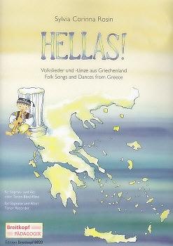 Rosin, Sylvia (Hrg.) - Hellas! - SA(T)