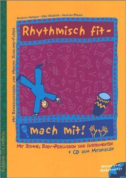 Metzger, Barbara u.v.a. - Rhythmisch Fit - mach mit! -