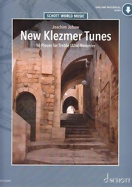 New Klezmer Tunes - Altblockflöte und Midi Files