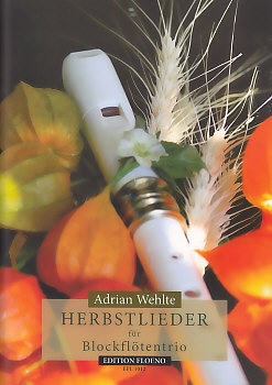 Wehlte, Adrian - Autumn Medley for 3 Recorders (SAT)