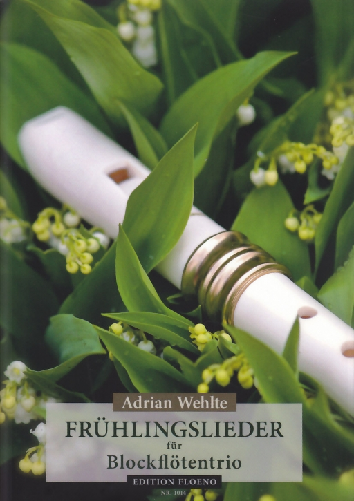 Wehlte, Adrian - Christmas Carol Medley for 2-3 Recorders or Flutes