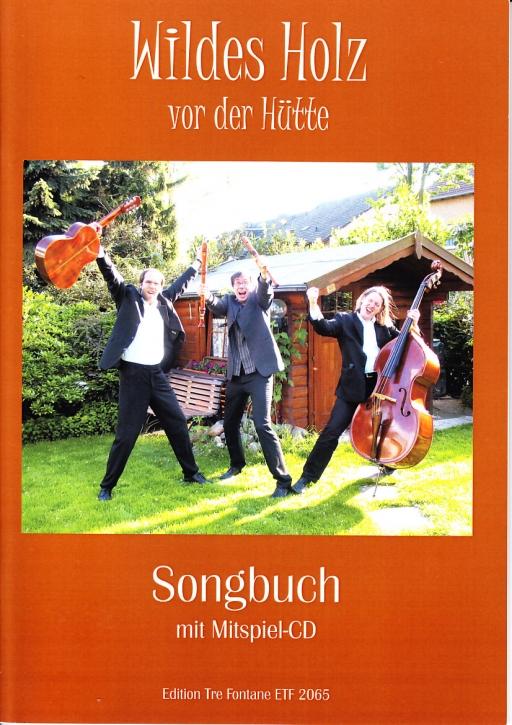 Reisige, Tobias - Wildes Holz vor der Hütte - Sopran-, Alt- , Tenor-  oder Bassblockflöte und CD