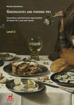 Greensleeves and pudding pies - Level 2 - SB / SSB/ SAAB