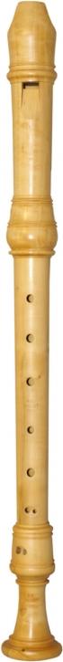 treble recorder Ralf Ehlert Bressan, 415 Hz, europ. boxwood