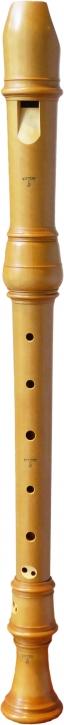 treble recorder Friedrich von Huene, Rippert, 442 Hz, europ. boxwood