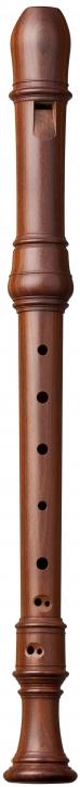 treble recorder Kueng 2404 Superio, plumwood