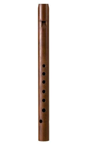 Sopranblockflöte<br>Margret Löbner<br>Modell Mittelalter<br>466 Hz, Ahorn/Pflaume