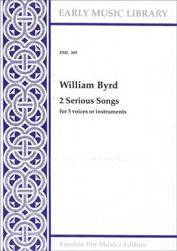 Byrd, William - 2 Serious Songs - SATTB