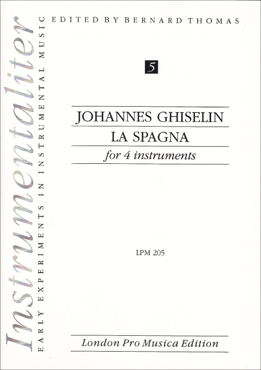 Gishelin, Johannes - La Spagna - ATBB