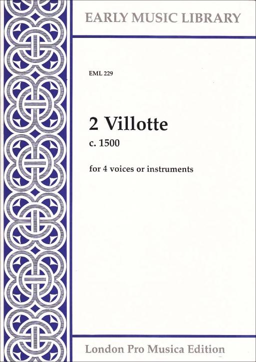 Anonymus - 2 Villotte - ATTB