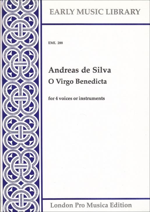 Silva, Andreas de - O Virgo Benedicta - TTTT