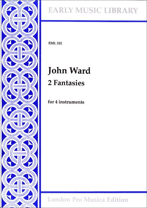 Ward, John - 2 Fantasies - SATB
