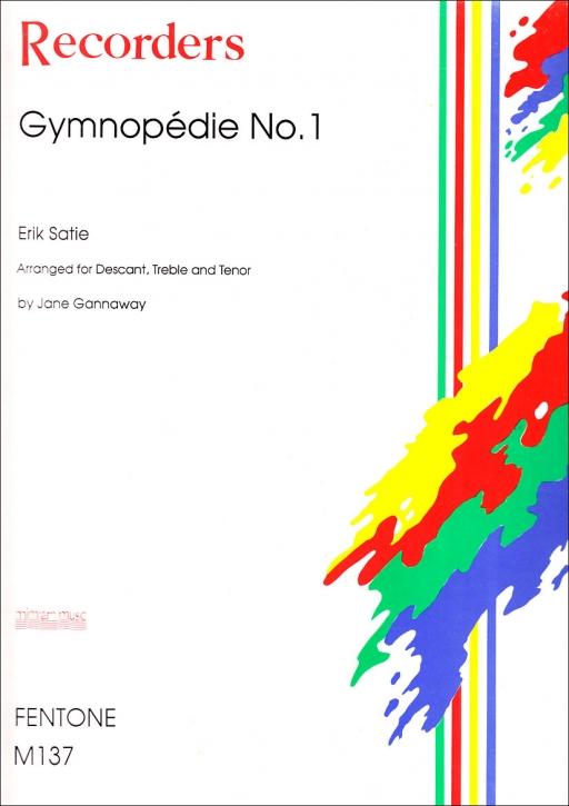Satie, Eric - Gymnopedie No.1 - SAT und Klavier