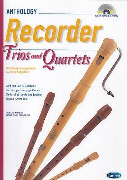 Cappellari, Andrea (Hrg.) - trios and quartets + CD