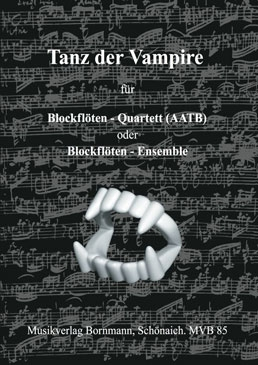 Steinmann, Jim - Tanz der Vampire - AATB