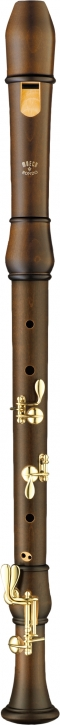 tenor recorder Moeck 2921 Flauto Rondo Tenor PLUS, maple stained