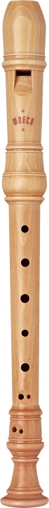 soprano recorder Moeck 4200 Rottenburgh, maple