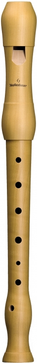 soprano recorder Mollenhauer 1003 Student, pearwood