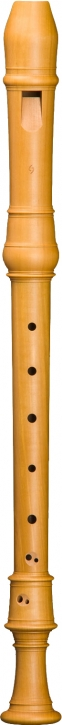 treble recorder Mollenhauer DL-5206 Denner, 415 Hz, pearwood