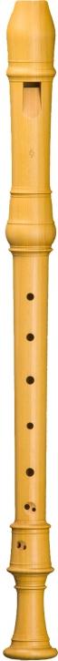 Altblockflöte Mollenhauer DL-5222 Denner-Line, 415 Hz, Buchsbaum