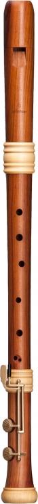 tenor recorder Mollenhauer TE-4428 Adri's Traumflöte, plumwood