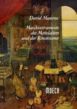 Munrow, David - Musikinstrumente des Mittelalters und der Renaissance