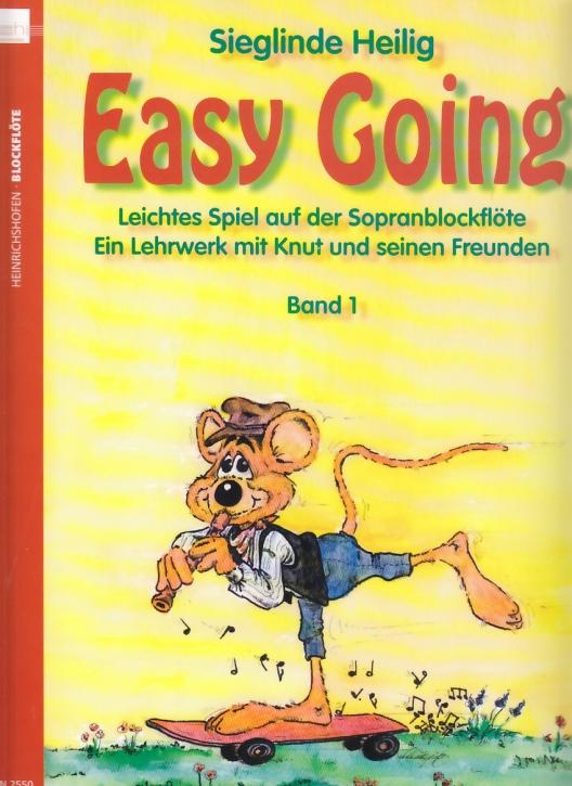 Heilig, Sieglinde - Easy Going 1  - (ohne CD)