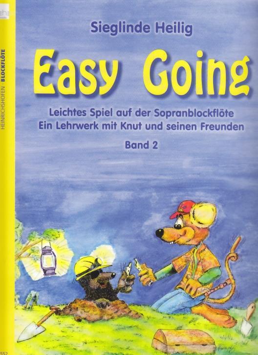 Heilig, Sieglinde - Easy Going 2  - (ohne CD)